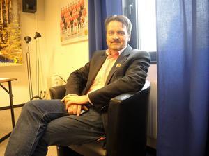 Peter Hermodsson säger att samarbetet mellan Mora och Leksand inte innebär att klubbarna ska låna av varandra.