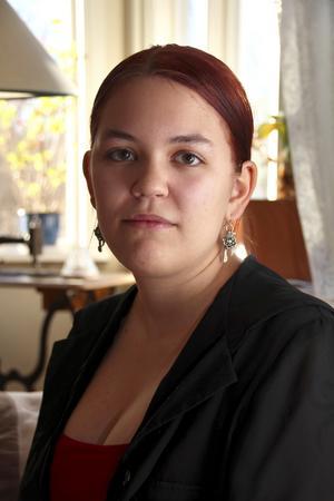 Anna Danielsson, 22, är ordförande i Ungdomens nykterhetsförbund i Västmanland. Hon bor i Sala.