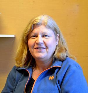 Susanne Sundqvist.