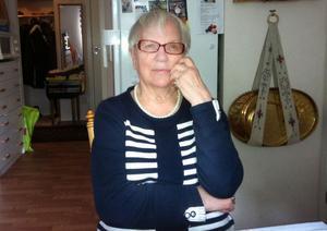 Ingeborg Nilsson i Bollnäs dödförklarades av Postkodlotteriet.