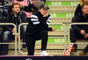 Thomas Brottman, IBF Falun, var långtifrån nöjd med insatsen mot Karlstad.