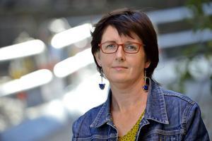 Christina Wahldén gav 1998 ut boken