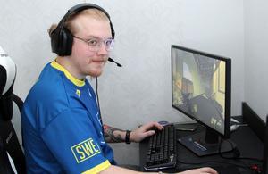 Johan Klingestedt lyfter fram samarbetet inom laget som den viktigaste faktoren i Overwatch.