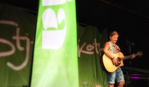 I lördags vann 13-åriga Jakob Stjärnskotts fjärde deltävling för barn och ungdomar upp till 16 år.