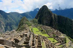 Ruinstaden i Peru är en av världens bästa turistplatser, enligt en ny undersökning,