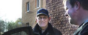 Lars Andersson är engagerad i Hyresgästföreningen i Kungsör och Arboga.