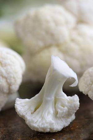 Blomkål går att variera på många olika sätt.