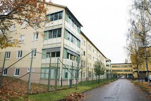 På avdelning 31 vid Säters sjukhus i Dalarna finns platser för anhållna.