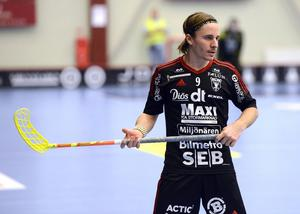 Galante-Carlström blev bäste poängsvensk och delad bästeforward i VM–turneringen 2016.