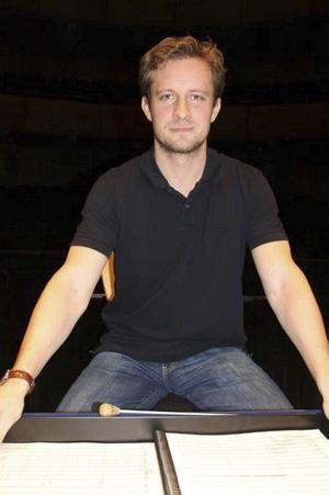 Tre av Daniel Blendulfs egna favoritverk står på programmet när han dirigerar Gävle Symfoniorkester, Beethoven, Byström och Sibelius. Konsert på fredag.