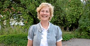 Anne Stockenberg. Foto: Ulrika Isaksson