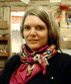 Kristin Ekström från Älvkarleby.