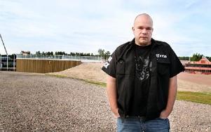 Krister Lindholm. Foto: Jennie-Lie Kjörnsberg