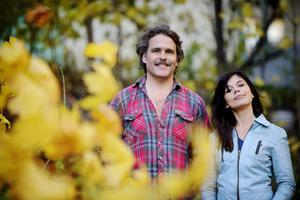 Erik Haag och Lotta Lundgren kommer till Jamtli nästa vecka.