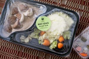 Nu måste du ordineras specialkost för att kunna köpa kommunens matlåda. FOTO: NA