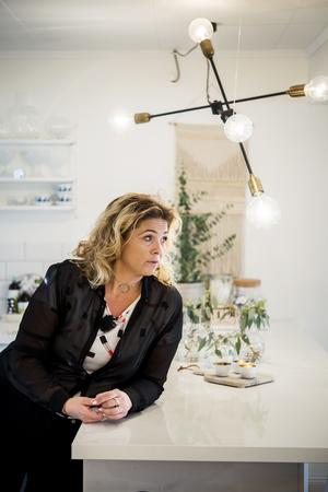 Marie Zetterlund är kommunikations- och marknadsansvarig i Timrå kommun.
