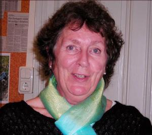 Lisbeth Godin Jonasson.