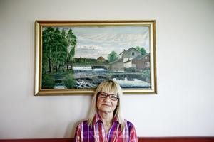 Marie-Louise Danielsson-Tham.