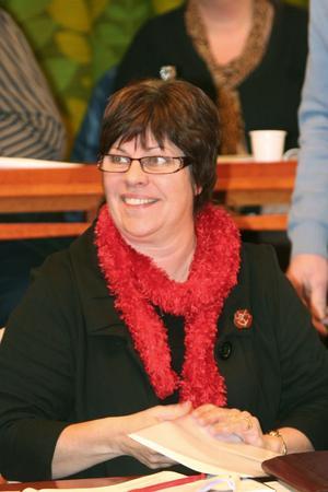 Hon har ännu inte sagt definitivt ja. Socialdemokraterna i Nordanstig tvivlar inte på Monica Olssons kvalifikationer att bli Nordanstigs första kvinnliga kommunalråd.