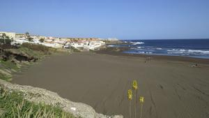 Playa del Hombre.