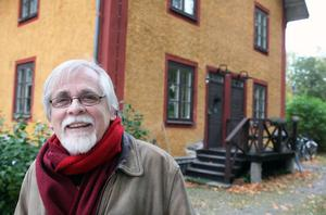 Bernt-Olov Andersson. Foto: Lasse Halvarsson