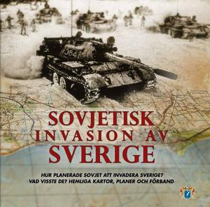 En bok om de återfunna sovjetiska kartorna ges ut i början av april: Sovjetisk invasion av Sverige. SMB förlag.
