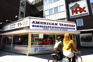 American Takeaway har snart sålt sin sista pan-pizza. I stället ska restaurangen byggas om och få turkisk inriktning.