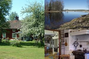 Vid Ågsjön i Falu kommun ligger det här vinterbonade fritidshuset som är till salu för 1 390 000 kronor.
