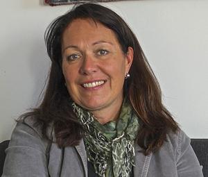 – Jag vill att sjukvården ska vara bra för befolkningen i Härjedalen, säger Maria Carlund.