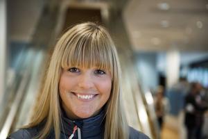 Anna Holmlund blev tvåa i VC-premiären.