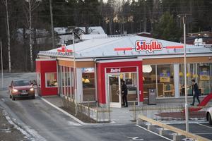 Schenning berättar att Fagerstarestaurangen kommer vara mycket lik den i Enköping (bilden).  Bild: Fredrik Sandberg