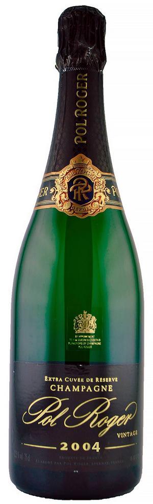 Pol Roger Brut Vintage 2004, 495 kr, hör till de allra godaste bubbelviner som går att uppbringa just nu.