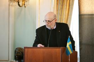 Härnösands kommunalråd Fred Nilsson (S) hade hellre sett en regionbildning i Västernorrland.