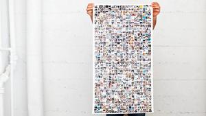 Prinstagram och andra företag tar dina instagrambilder och gör affischer, fotoböcker med mera.