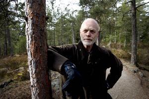 Björn Lyngfelt, informationsdirektör vid SCA Forest Products.