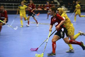 Frida Tjärnström gjorde fyra poäng mot Brunflo.    Foto: SÖREN HÄGGKVIST/Arkiv