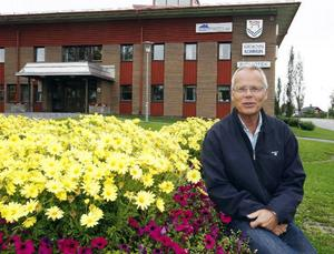 I tio dagar har Ola Skyllbäck varit Krokoms nya kommunchef.