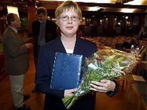 Foto: LASSE WIGERTIngela Kyrö.