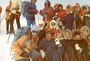 Tidigt 70-tal. GIH:are på Kebs topp.