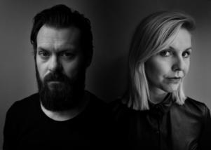 Thobias Fäldt och Klara Källström har gjort fotoboken