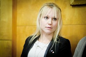 Verkligen positivt att det fungerar så bra med sommarprojektet, tycker social- och utbildnings ordförande Hanna Lindgren (S).