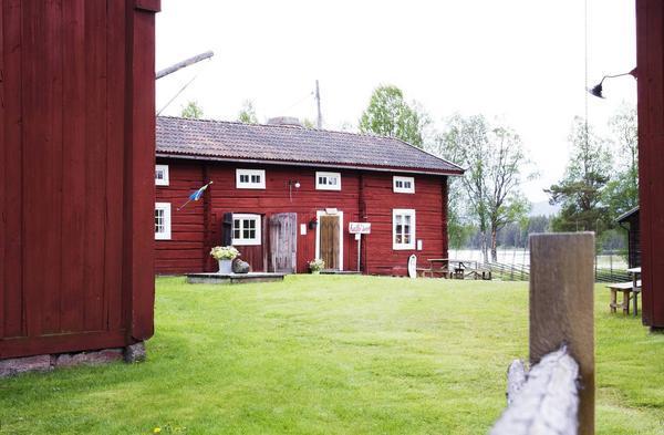 Hembygdsgården Gammelträde i Ytterhogdal finns med bland de drabbade.