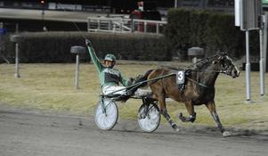 Jörgen tog karriärens 1000:e seger med sin fina Ponce De Leon.