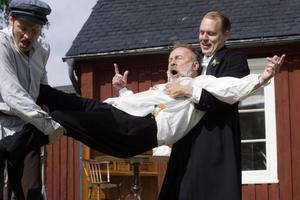 Västerbottensteatern sätter upp August Strindbergs klassiska