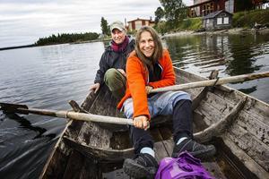 Åtta gemensamma produktioner har radarparet Håkan Bring och Åsa N Åström hunnit med.