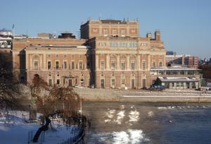 Kungliga Operan i Stockholm grundades av Gustav III.