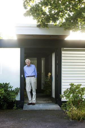 Jack tycker att huset är lika bra idag som när det byggdes för nästan 60 år sedan.