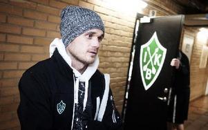 Trotjänaren Johan Persson kan ha spelat sin sista Bragematch. Foto: Dennis Pettersson/DT