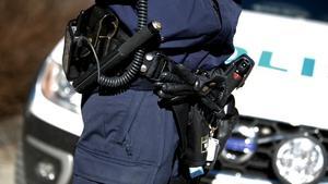 Polisen stoppade två bilförare utan körkort i Bollnäs under torsdagen.