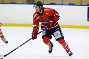 Backen Josef Ingman lämnar Modo Hockey och Örnsköldsvik Hockey för att fortsätta karriären i en juniorliga i USA.